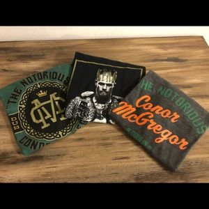 Mcgregor t shirt
